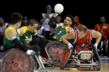 Esporte : Sertãozinho promove 2ª Copa Paulista de Rugby em Cadeira de Rodas