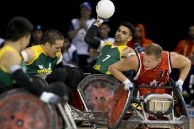 Sertãozinho promove 2ª Copa Paulista de Rugby em Cadeira de Rodas