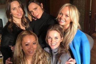 Música:  Site diz que turnê de retorno das Spice Girls irá acontecer e começará no Reino Unido